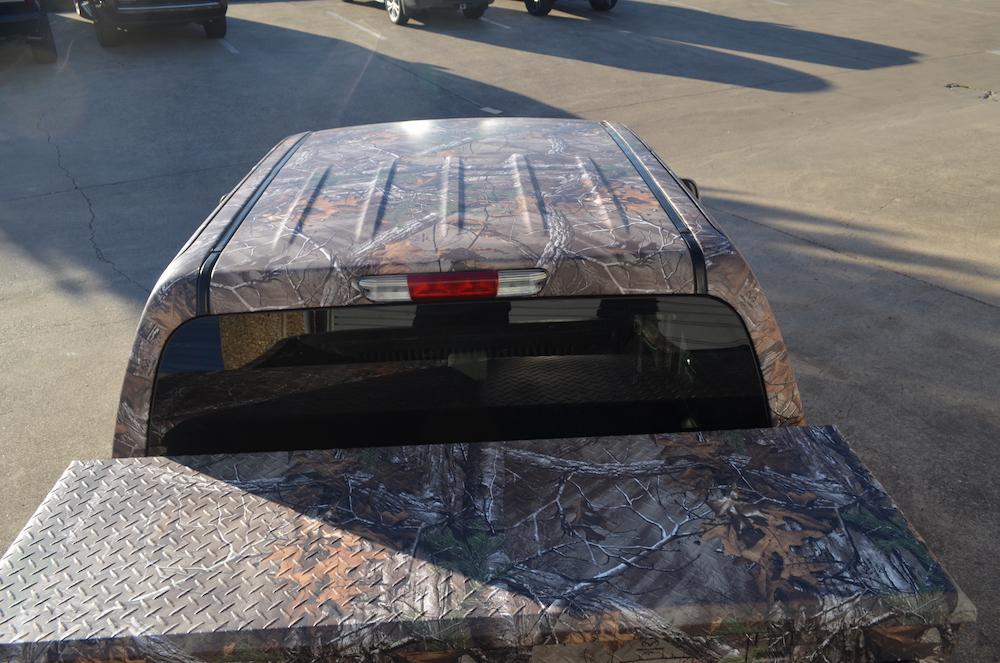 camo wrap chevy quad cab