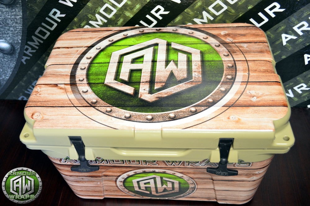 Custom Yeti Cooler Wrap Wrap My Cooler In Fort Worth