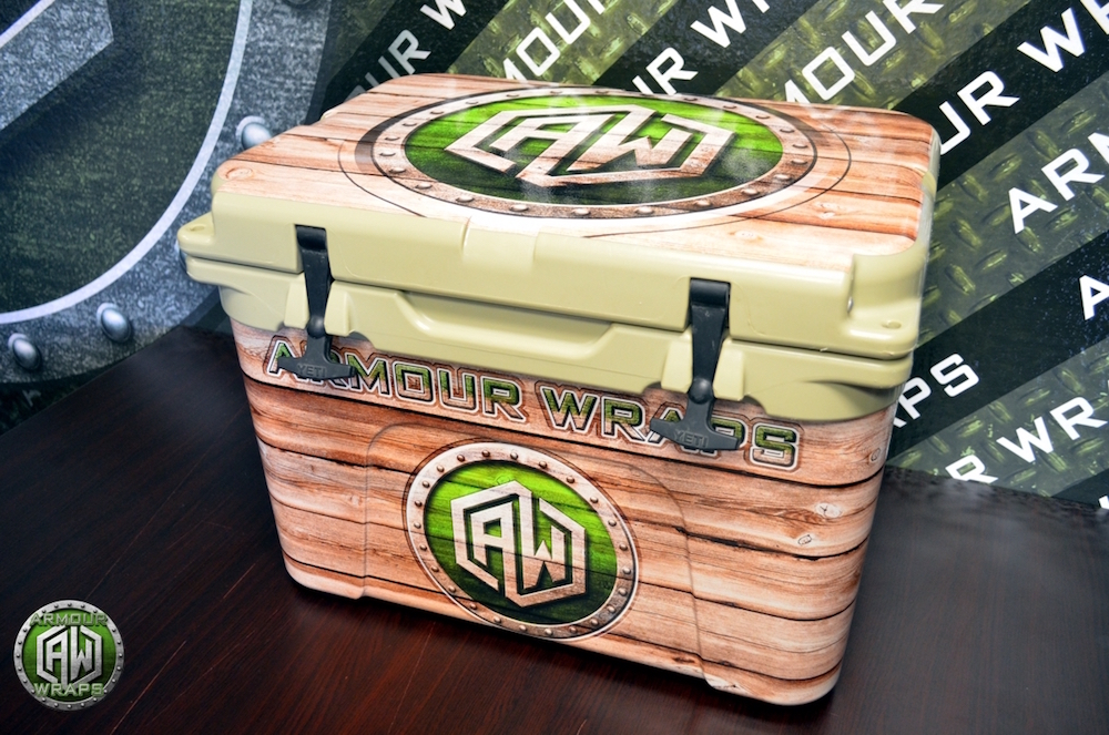 Custom Yeti Cooler Wrap
