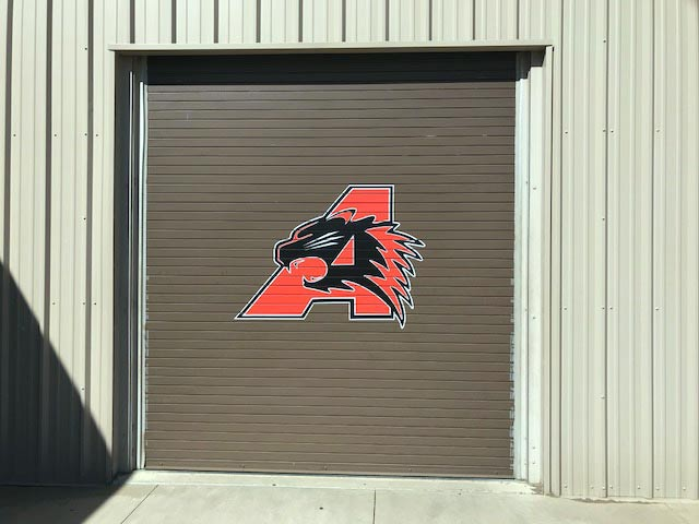 Athletic-Facility-School-Branding-Decal