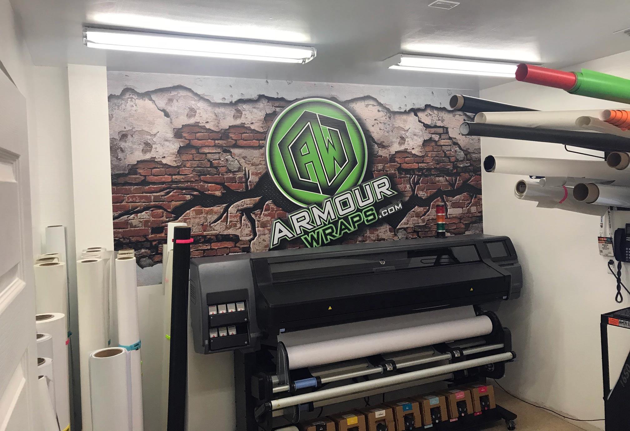 Print Custom Wraps