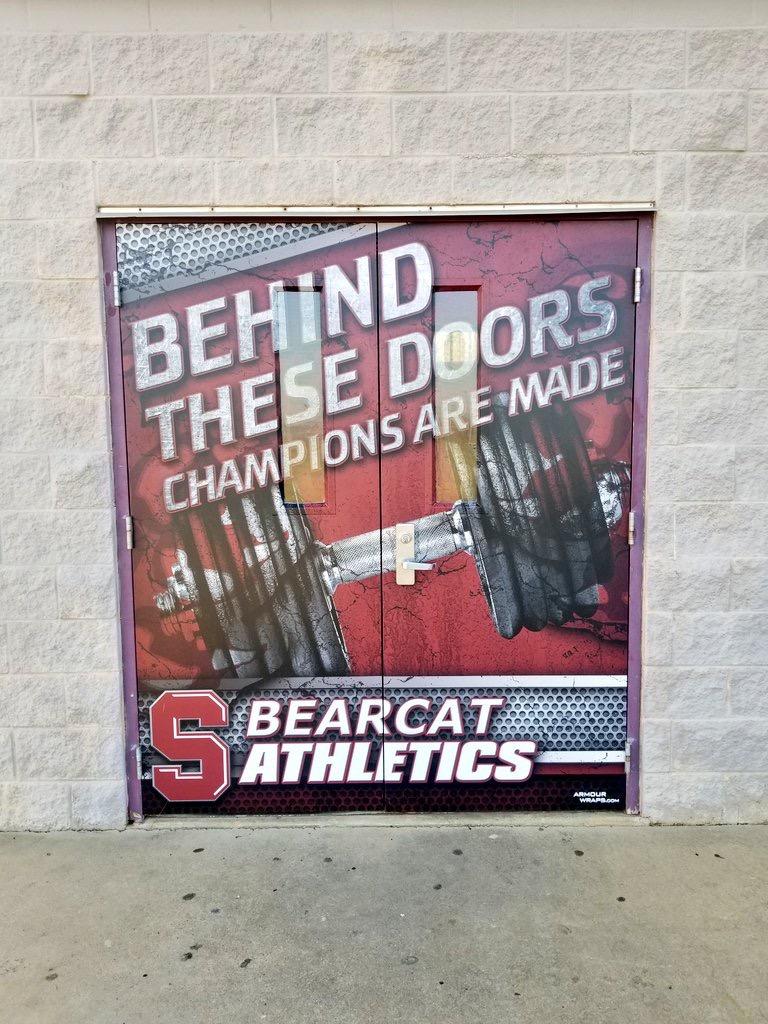 Sherman High School Football Armour Wraps Llc
